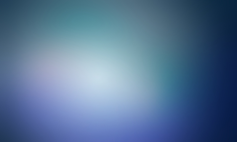 Blue minimalistic blurry gaussian blur (800x480)