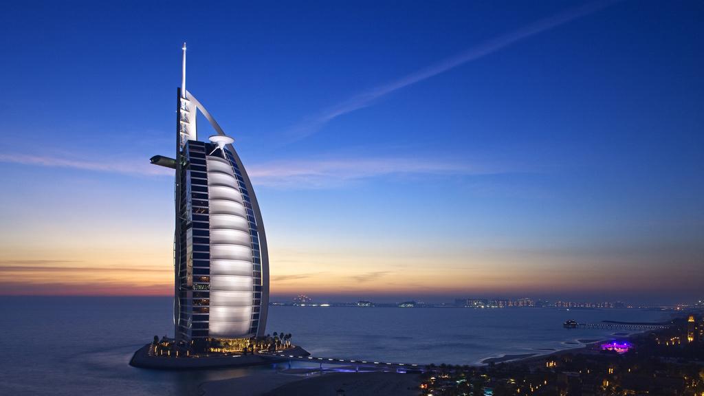 Burj Al Arab 4K 5K (1024x576)