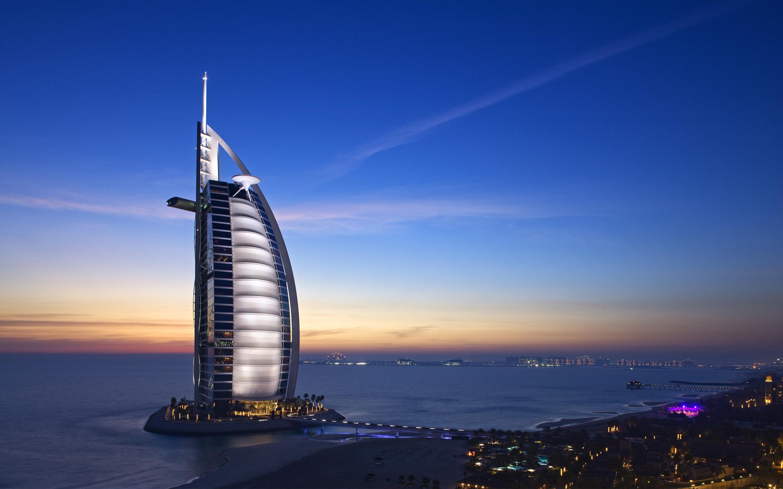 Burj Al Arab 4K 5K (2880x1800)