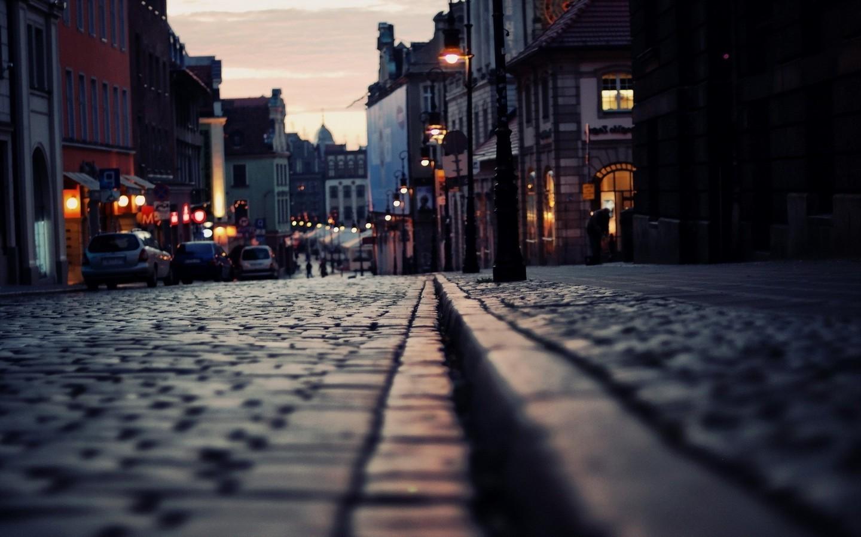 City street (1440x900)