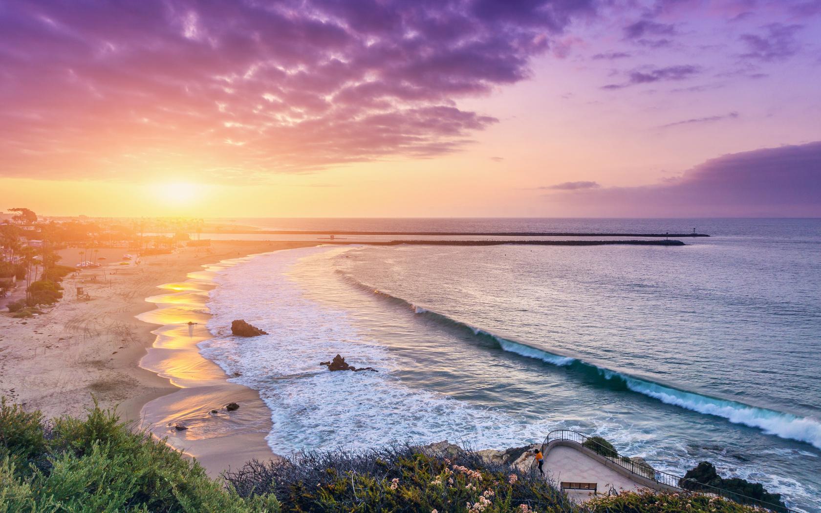 Corona del Mar Newport Beach (1680x1050)