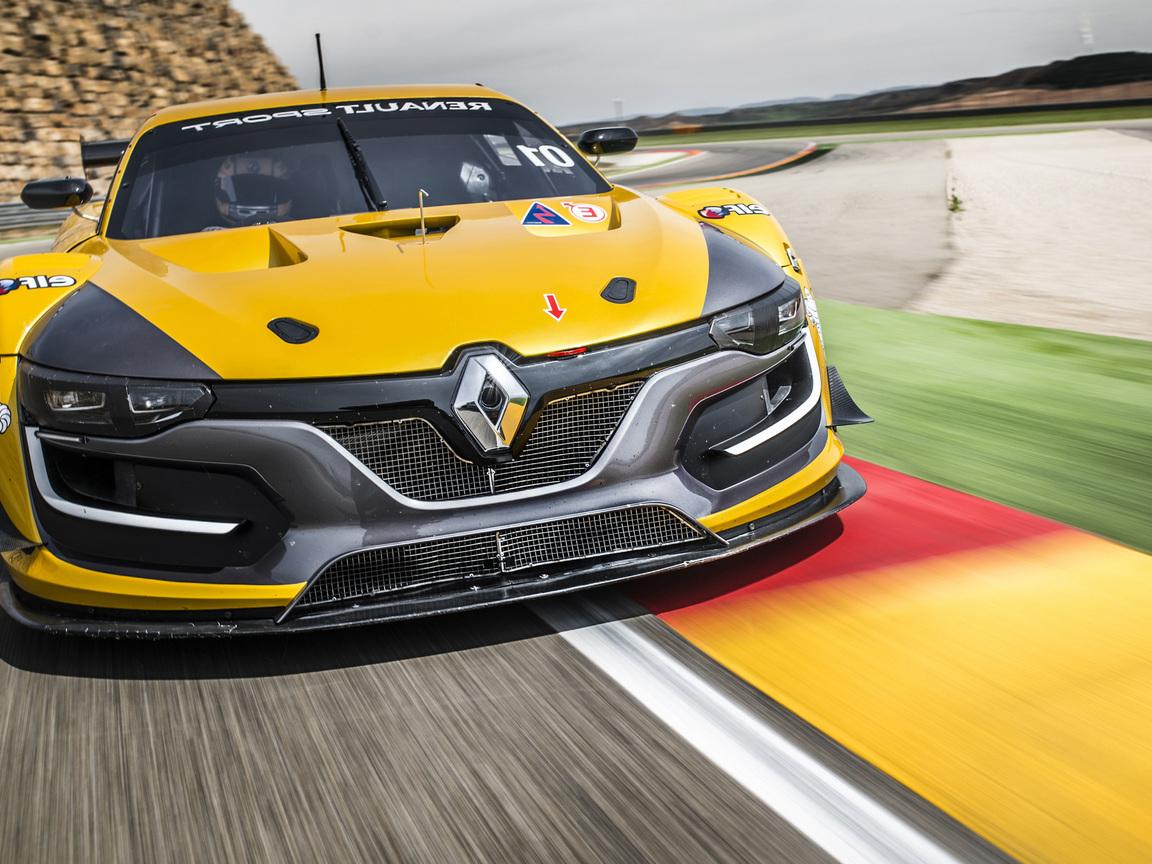 Renault Sport RS Racing Car (1152x864)