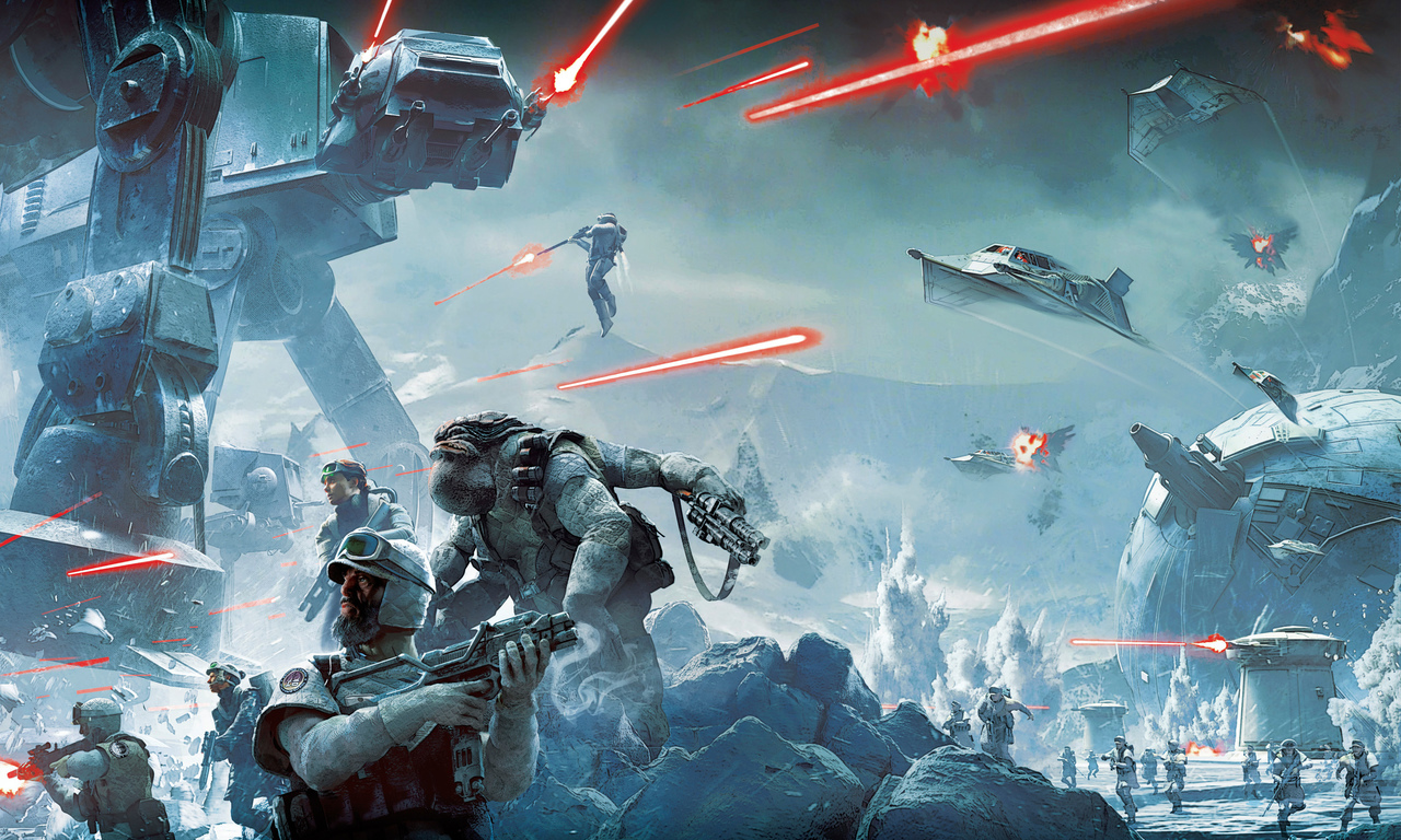 Star Wars Battlefront... (1280x768)