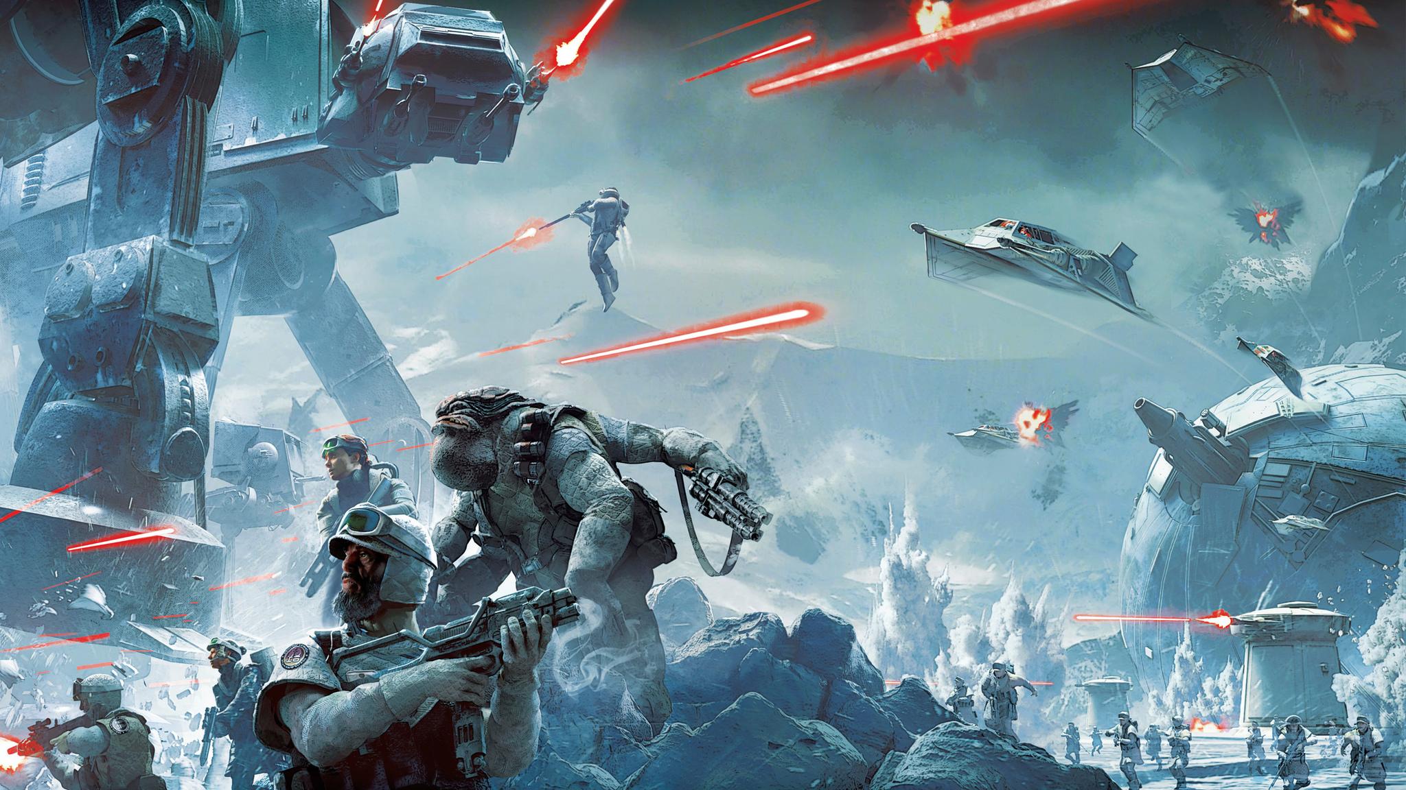 Star Wars Battlefront... (2048x1152)