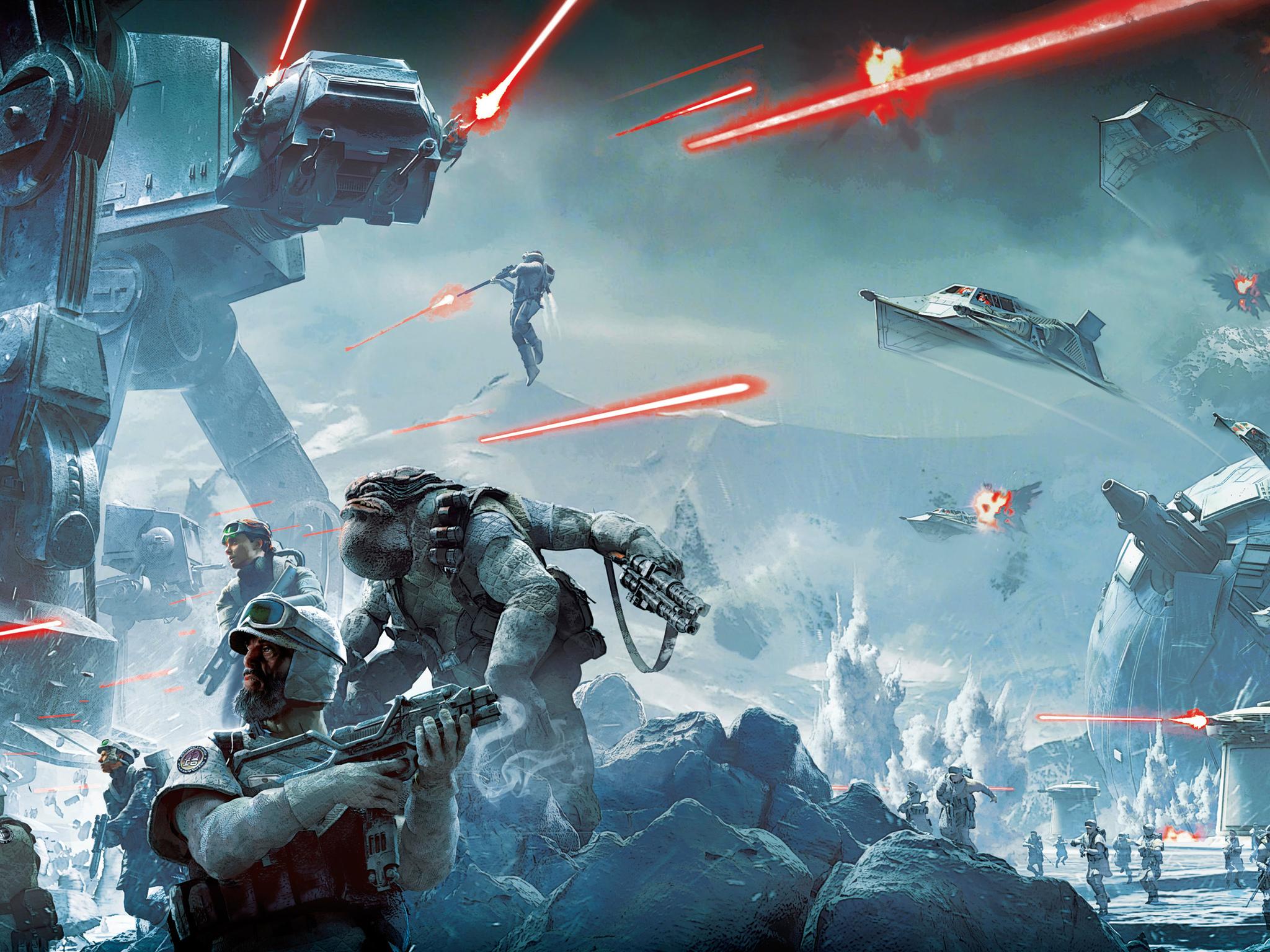 Star Wars Battlefront... (2048x1536)