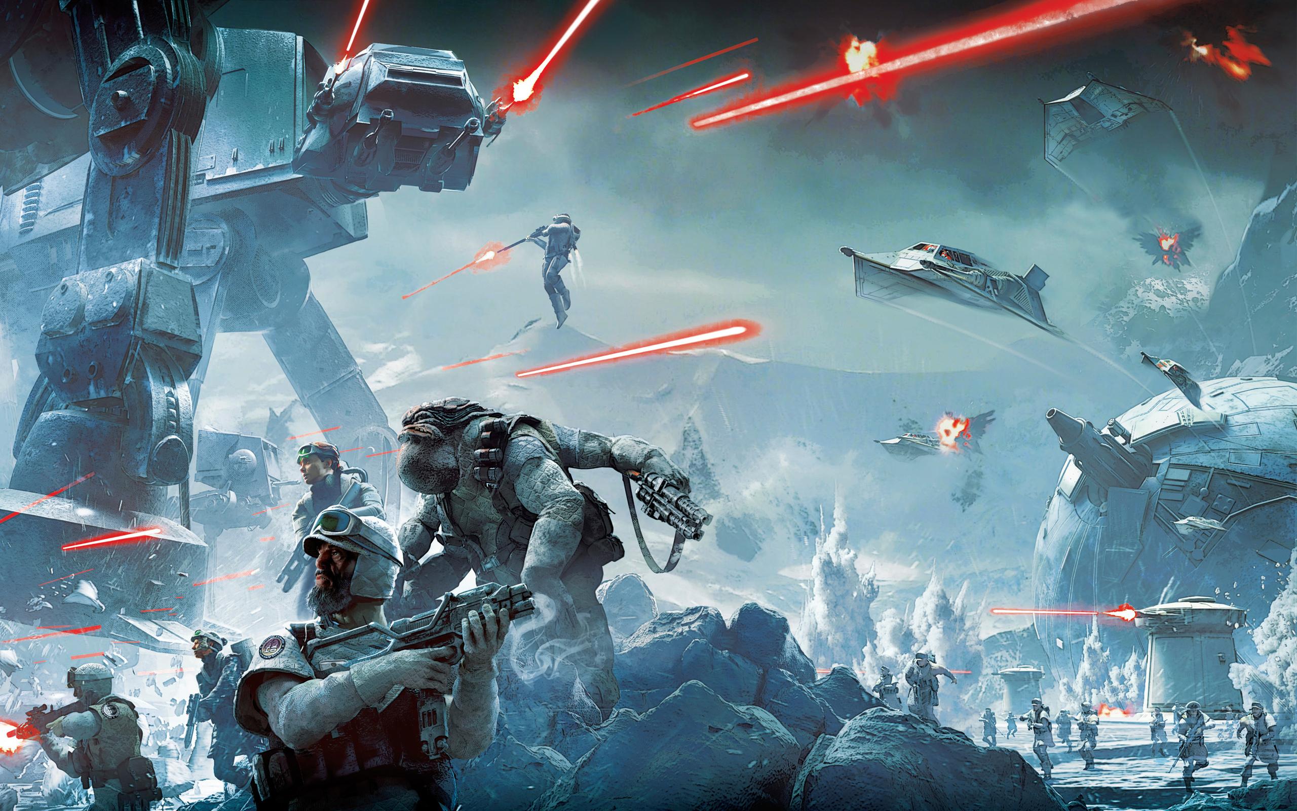 Star Wars Battlefront... (2560x1600)
