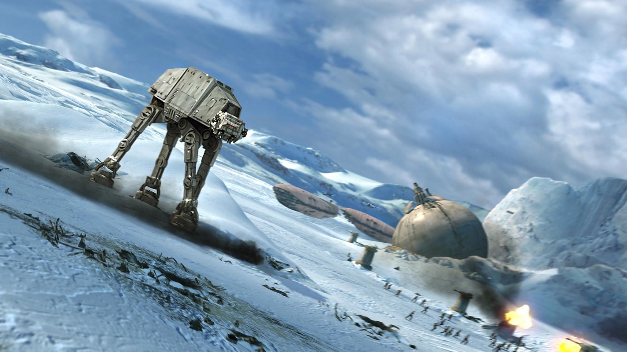 Star wars hoth battles atat (2048x1152)