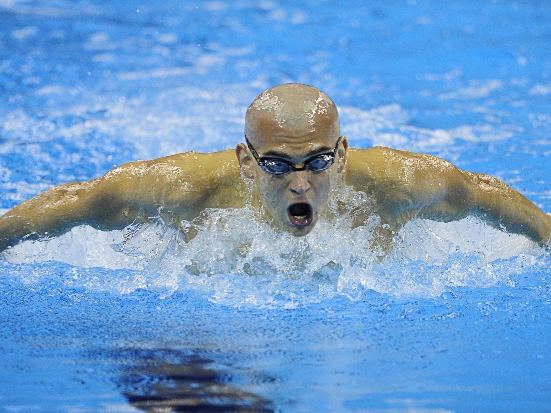 Swimming olympics swimming pools athletes hungarian olympics (1920x1440)