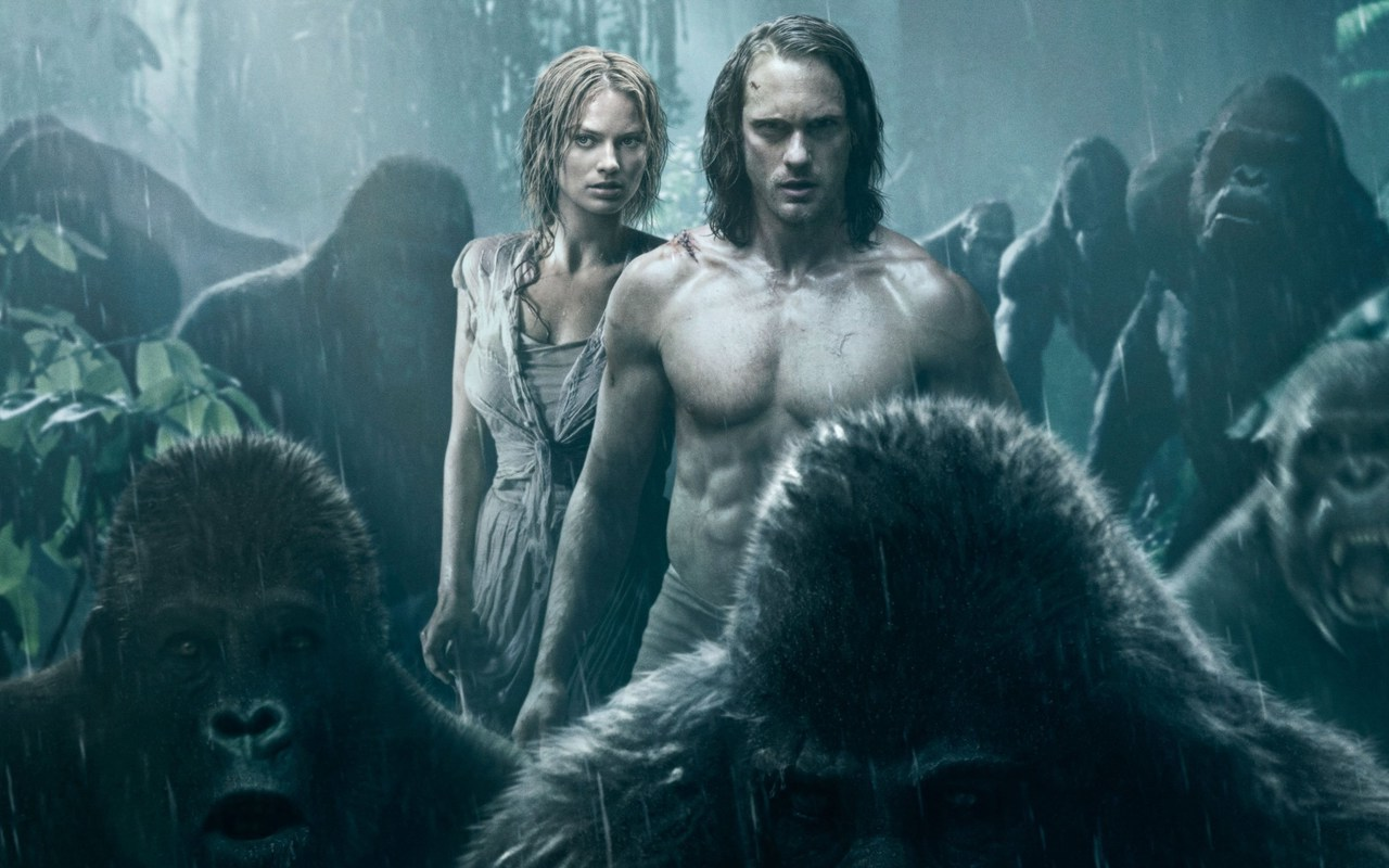 The Legend of Tarzan... (1280x800)
