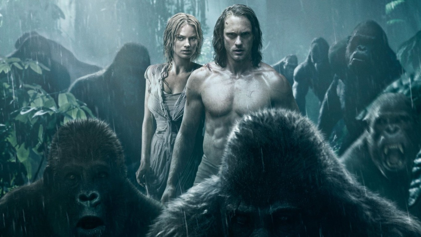 The Legend of Tarzan... (1366x768)