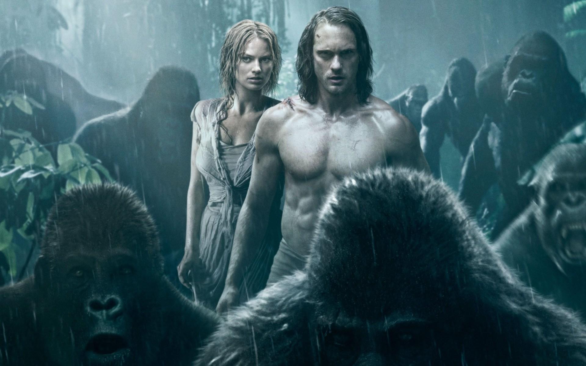 The Legend of Tarzan... (1920x1200)