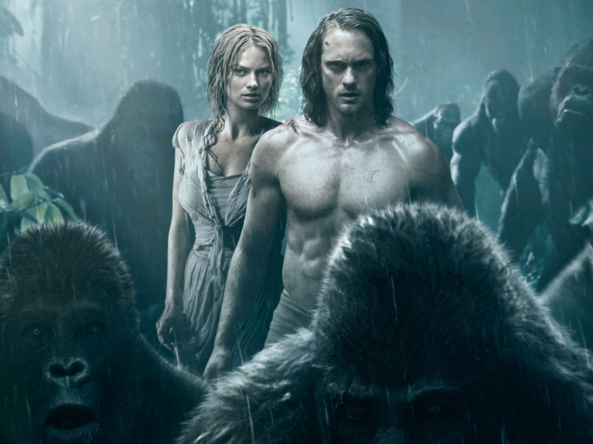 The Legend of Tarzan... (1920x1440)