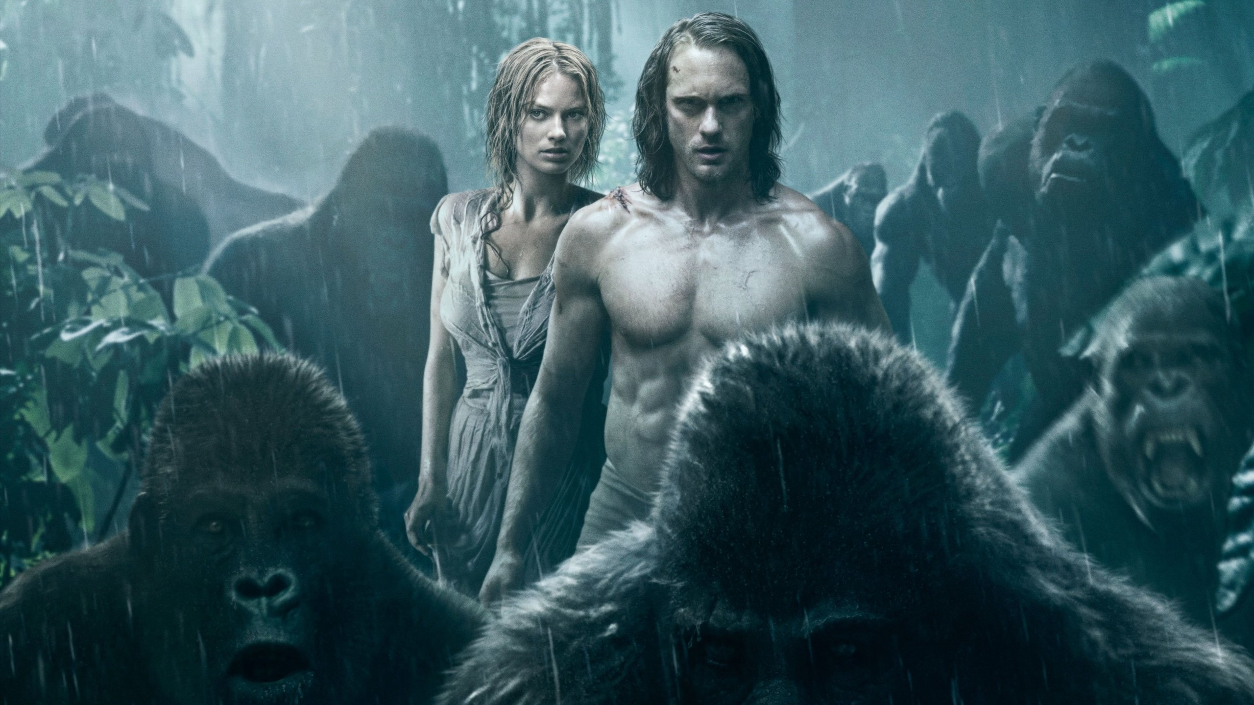 The Legend of Tarzan... (2560x1440)