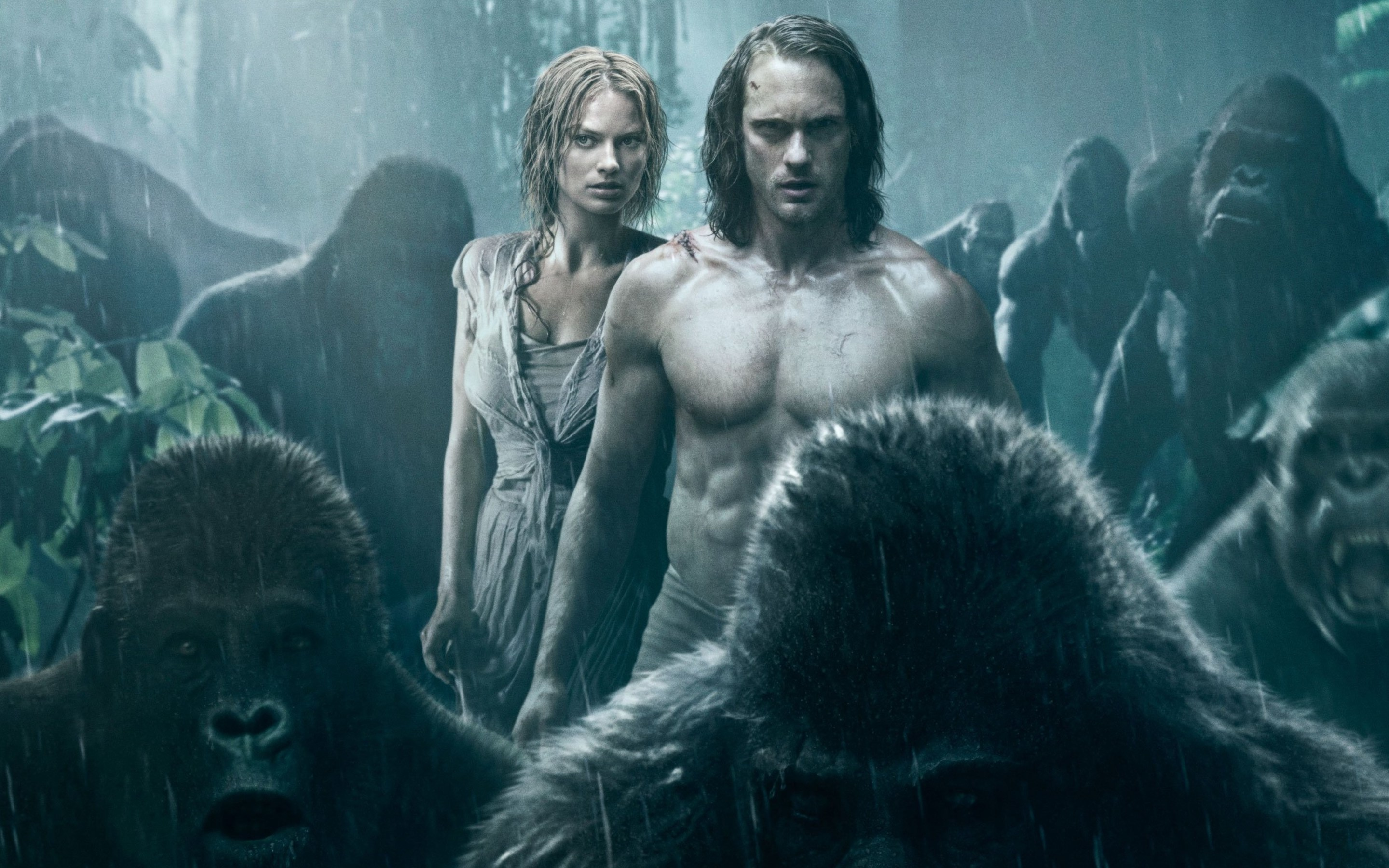The Legend of Tarzan... (2880x1800)