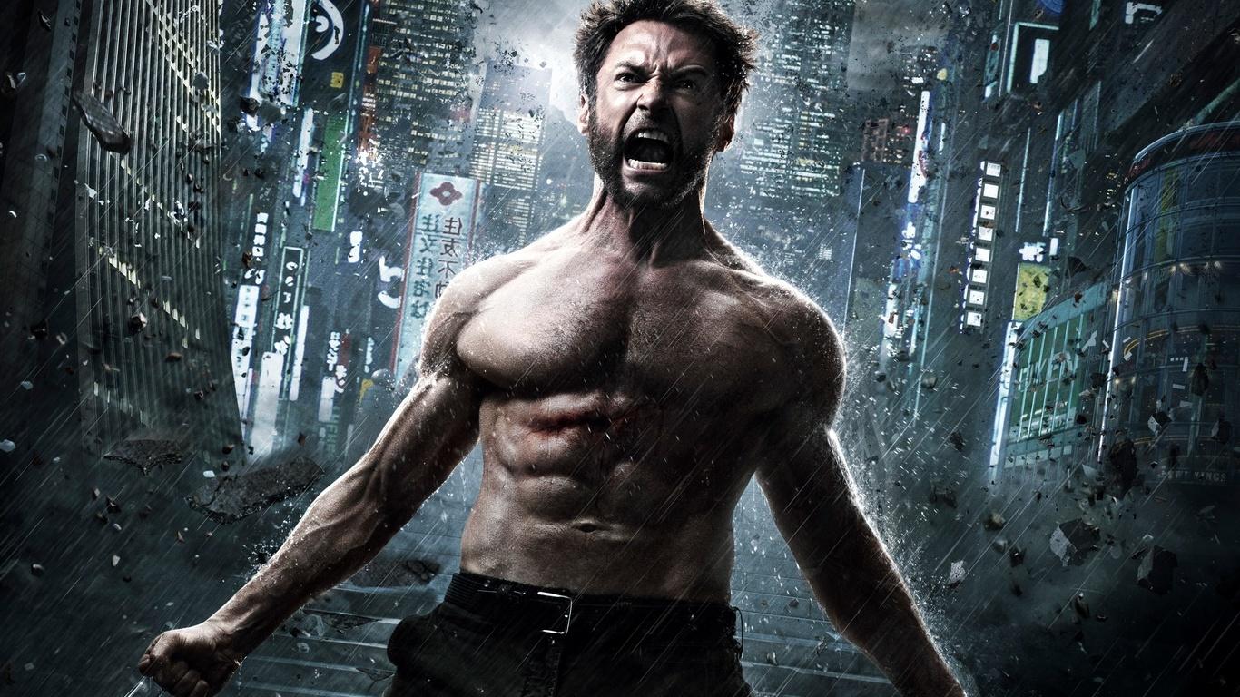 The Wolverine 2013 (1366x768)