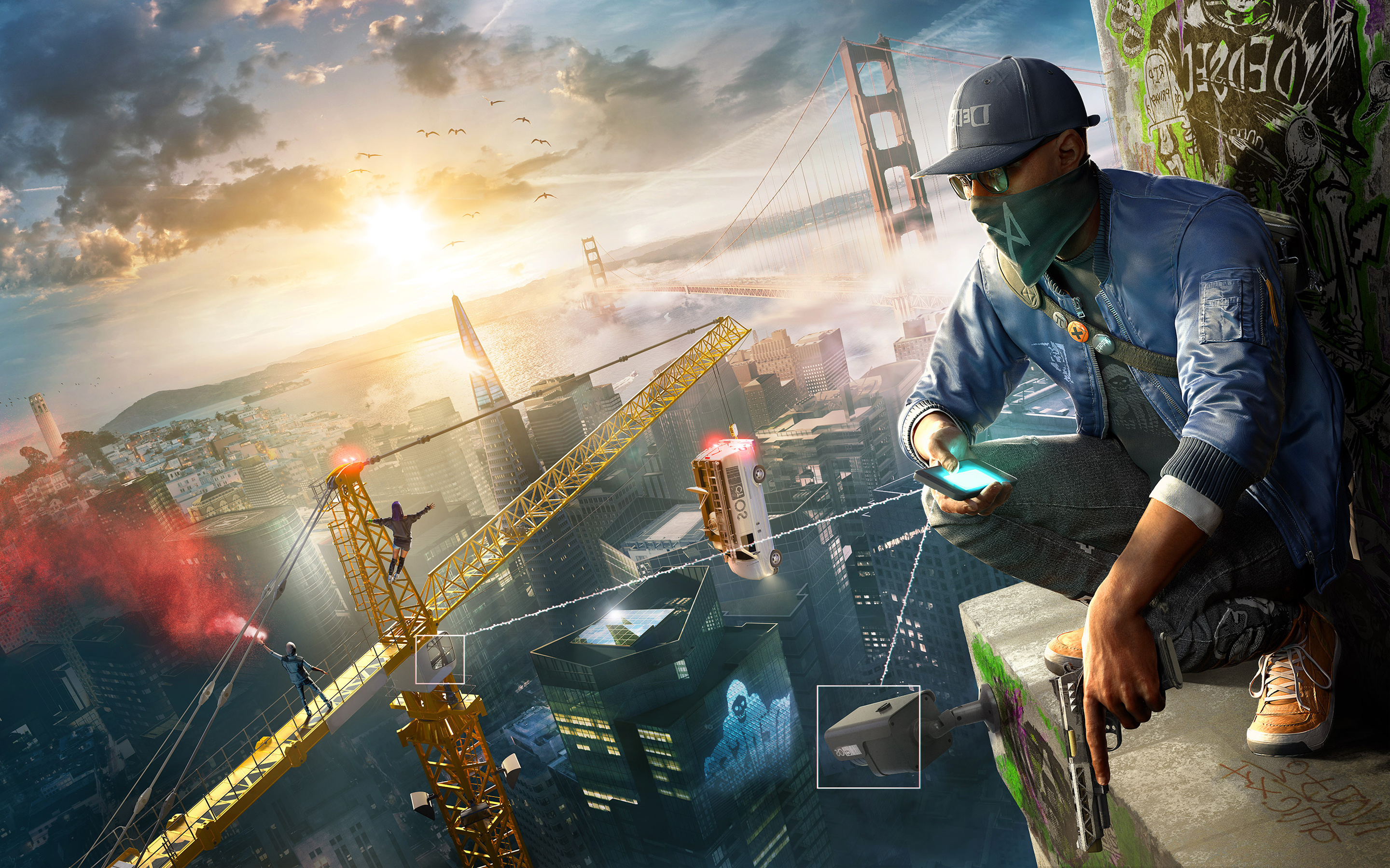 What Is Watch Dogs Rated